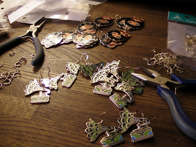 Makin'Earrings