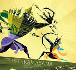 Sanjay Patel's Ramayana