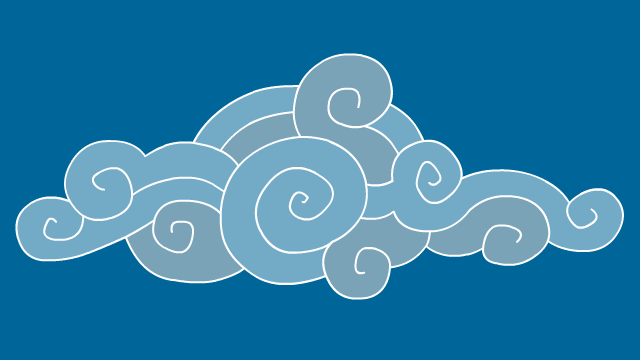 cloud from Sita Sings the Blues