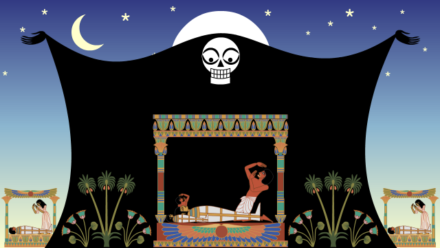 Death of Firstborn Egyptians