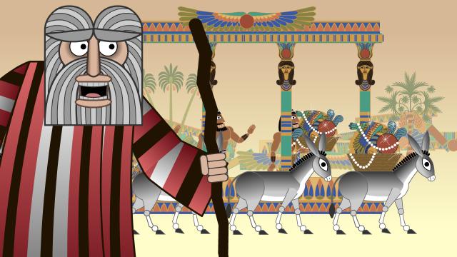 Exodus12-35