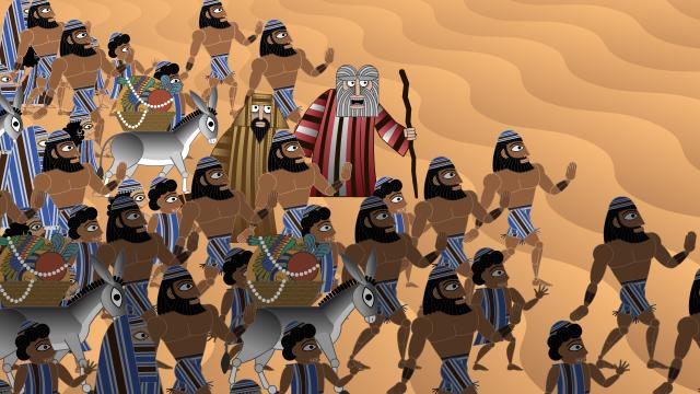 Exodus12-37