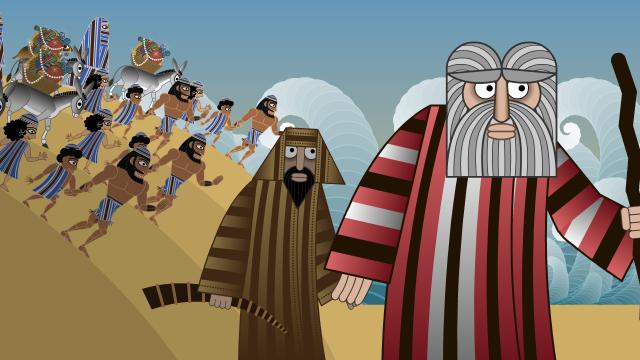 Exodus14-22