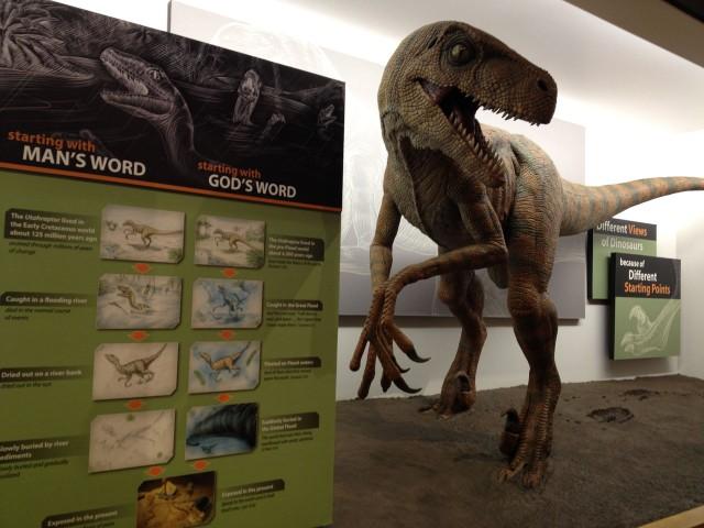Another bible dinosaur.
