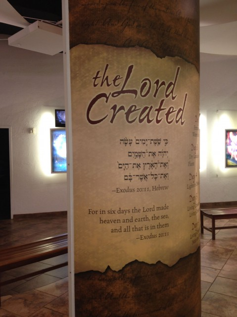 """The lord cheated?"" Font failure."
