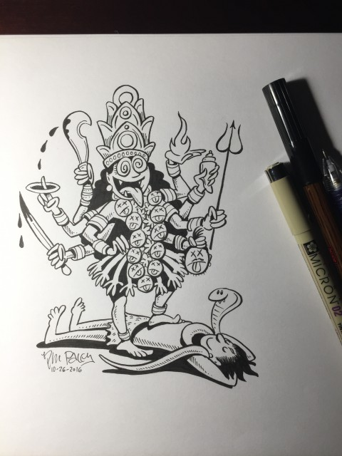 2016-10-26 MahaKali