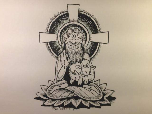 2016-11-29 BuddhaJesus