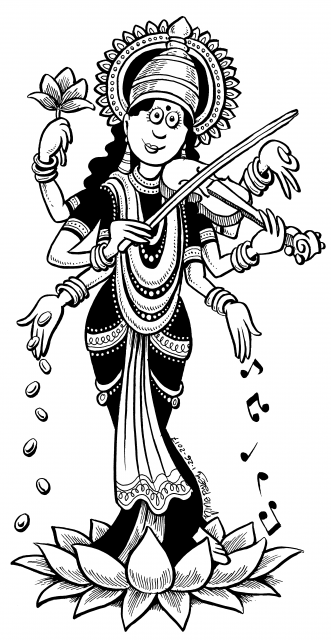 Fiddlin Laxmi