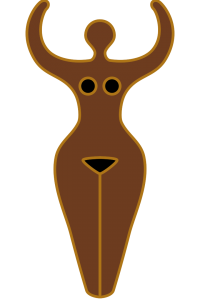 Goddess_pin5 brownblack