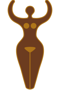 Goddess_pin5 browngold