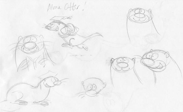 Alma Otter 1