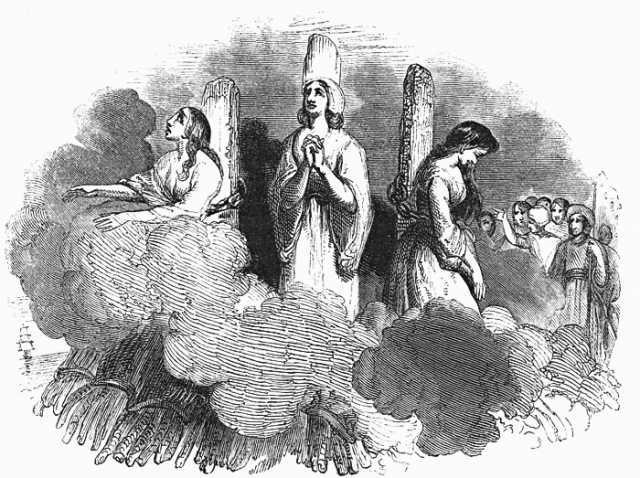 Guernsey_Women_at_the_Stake